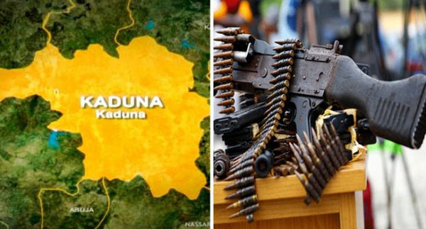 Gunmen Kidnap Eight RCCG Members In Kaduna