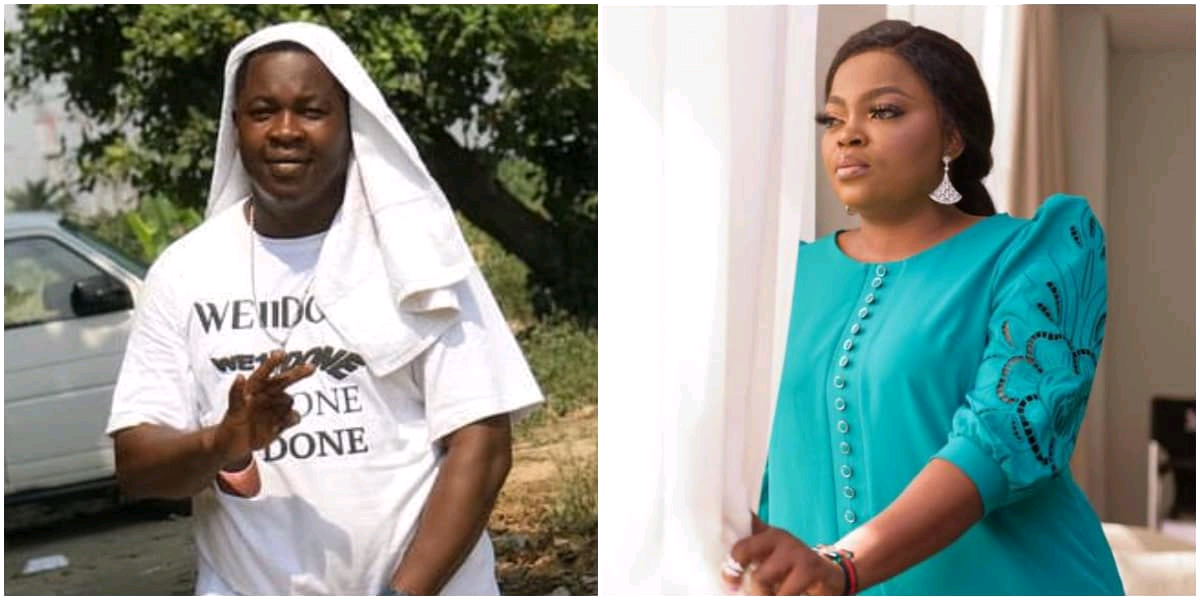 Baba Tee Thanks Funke Akindele For Making Him 'Blow'