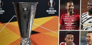Europa League Quarterfinal Draw: Manchester United Face Granada While Arsenal Get Slavia Prague