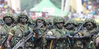 Soldiers, Insurgents In Gun Battle In Borno
