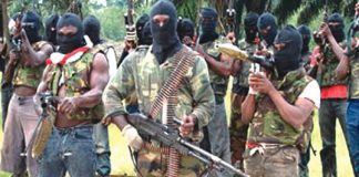 Over 50 persons abducted in niger
