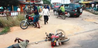Residents Bemoan Rising Commercial Motorcycle Accidents In Osun