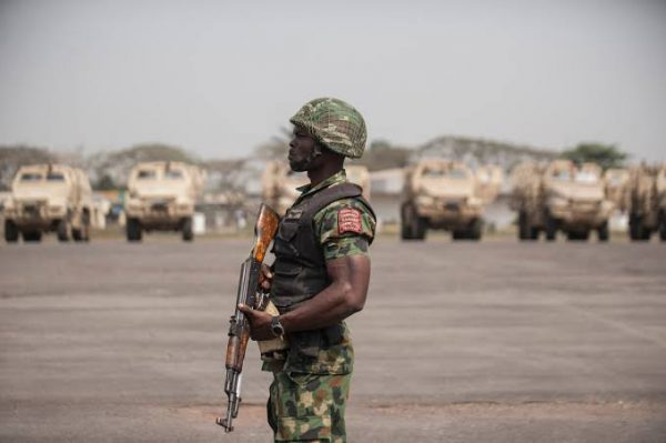 Four Killed As Soldiers, Bandits Clash In Katsina