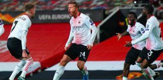 Last Minute Equaliser Gives Milan Advantage Against Man Utd