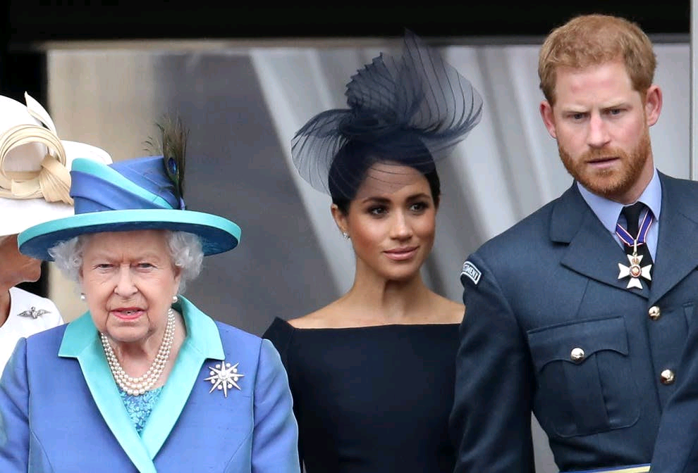 The Queen Finally Speaks On Meghan Markle's Racism Allegations