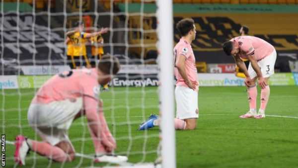 Sheffield United Relegated From EPL After Defeat At Wolves