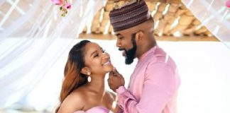 Adesua Etomi, Banky W Share How They Lost Their First Set Of Twins