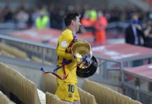 Barcelona Mauls Bilbao To Lift Copa Dey Rel