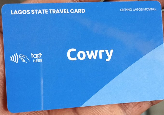 BRT Users Lament Over Cowry Card System