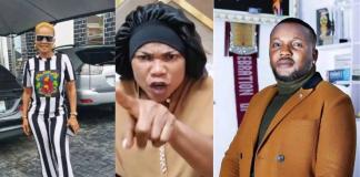 Baba Ijesha's Rape Case: Iyabo Ojo Drags Actor Yomi Fabiyi For Being A Rape Apologist; Says Baba Ijesha Is Guilty Of Crime