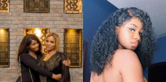 Don't Date Any Man That Doesn't Want To Marry You - Iyabo Ojo Tells Daughter