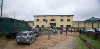 Imo Prison Attack: 1,844 Inmates Escaped – Corrections Authorities
