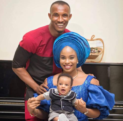 Actor Gideon Okeke, Wife Expecting Second Child