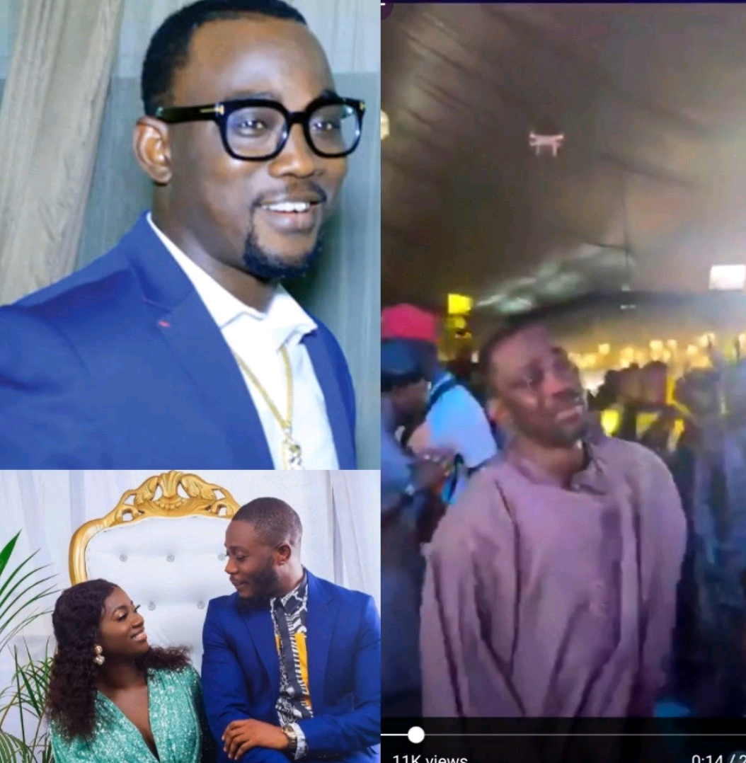 Pasuma Breaks Down In Tears At Daughter's Wedding (Video)
