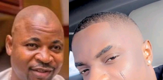 Never Be Ashamed Of Your Family Background - MC Oluomo's Son