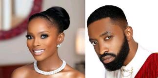 Jemima Osunde, Ric Hassani Flirt On Twitter; Spark Dating Rumors