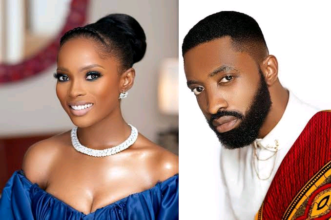 Jemima Osunde, Ric Hassani Flirt On Twitter; Spark Dating Rumors
