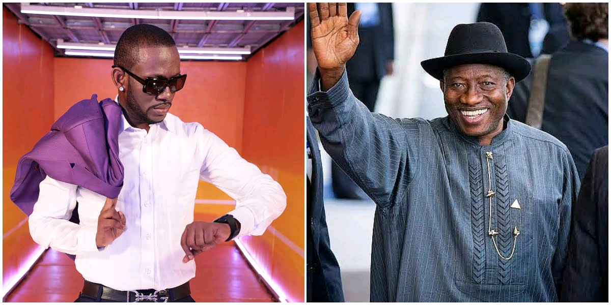 Singer J Martins Begs Goodluck Jonathan To Forgive Nigerians