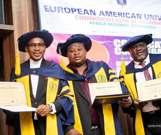 Cubana Chief Priest Bags Doctorate Degree From European American University