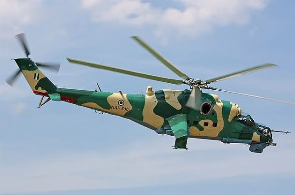Boko Haram Claims Responsibility For Downing NAF Jet