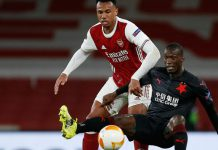 Slavia Prague Score Late Equaliser Against Arsenal