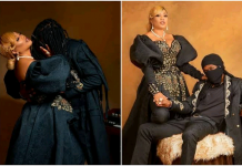 Toyin Lawani Releases Pre-Wedding Photos