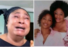 Actress Ronke Oshodi Oke Remembers Late Daughter Who Passed Away 10 Years Ago