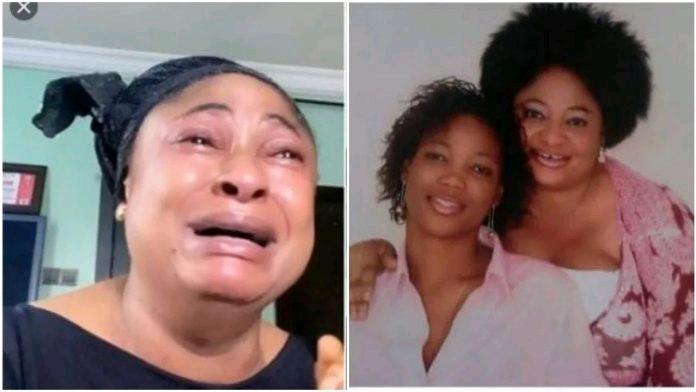 Actress Ronke Oshodi Oke Remembers Late Daughter Who Passed Away 10 Years Ago