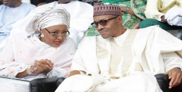 My Wife Ranks High In Defence Of Women, Says Buhari