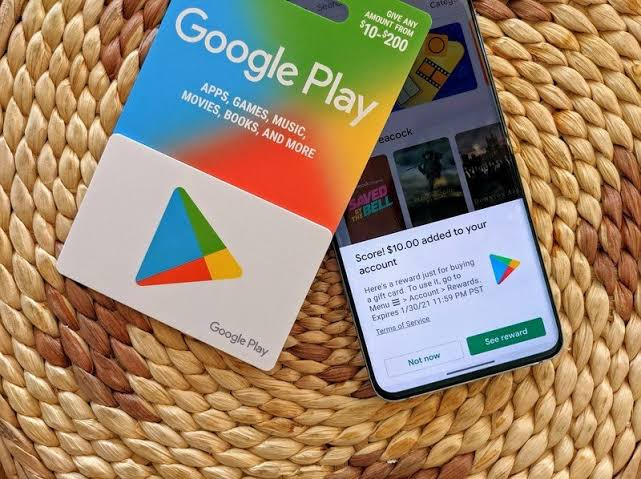 Best App To Sell or Redeem Google Play For Naira – PRESTMIT