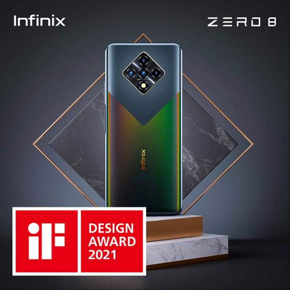 infinix zero8