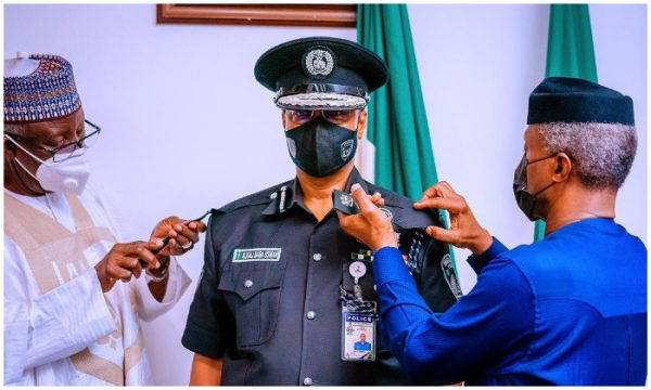Minister: Why Buhari Didn't Consult Police Council Before Appointing New IGP