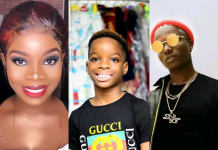 Wizkid And I Organized Bolu's 10th Birthday Party - Shola Ogudu
