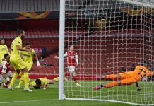 Villareal Knocks Out Arsenal
