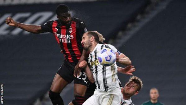 AC Milan Thrash Juventus To Boost Hopes Of UCL Qualification