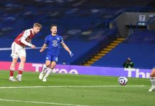 Smith Rowe Scores As Arsenal Beat Chelsea