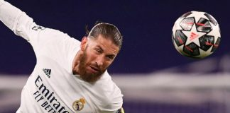 Real Madrid Captain Sergio Ramos Left Out Of Spain Euro 2020 Squad
