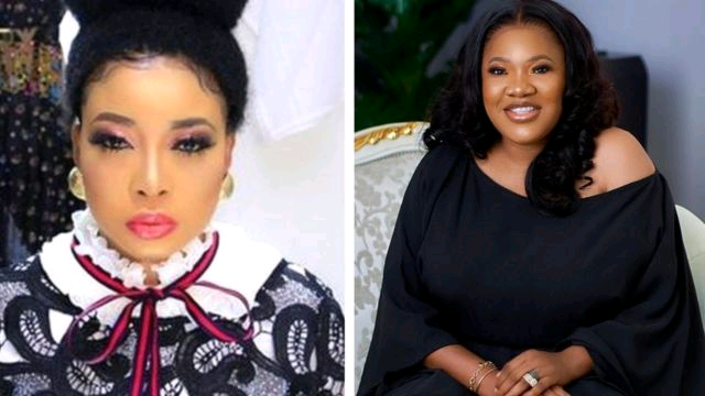 """""""I Don't Know Anything About Her"""" - Toyin Abraham Speaks On Feud With Lizzy Anjorin"""