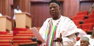 Southern Governors Resolution, Act Of Betrayal – Ex-gov
