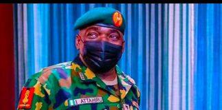 Buratai: Attahiru Was On The Verge Of Making Nigeria Proud
