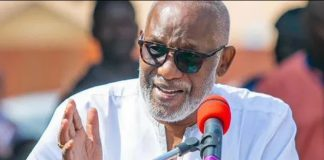 VAT Collection: FIRS' Move To Amend Constitution Dead On Arrival, Says Akeredolu