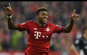 Real Madrid Sign Bayern Munich Defender David Alaba