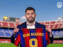 Sergio Aguero Set To Join Barcelona