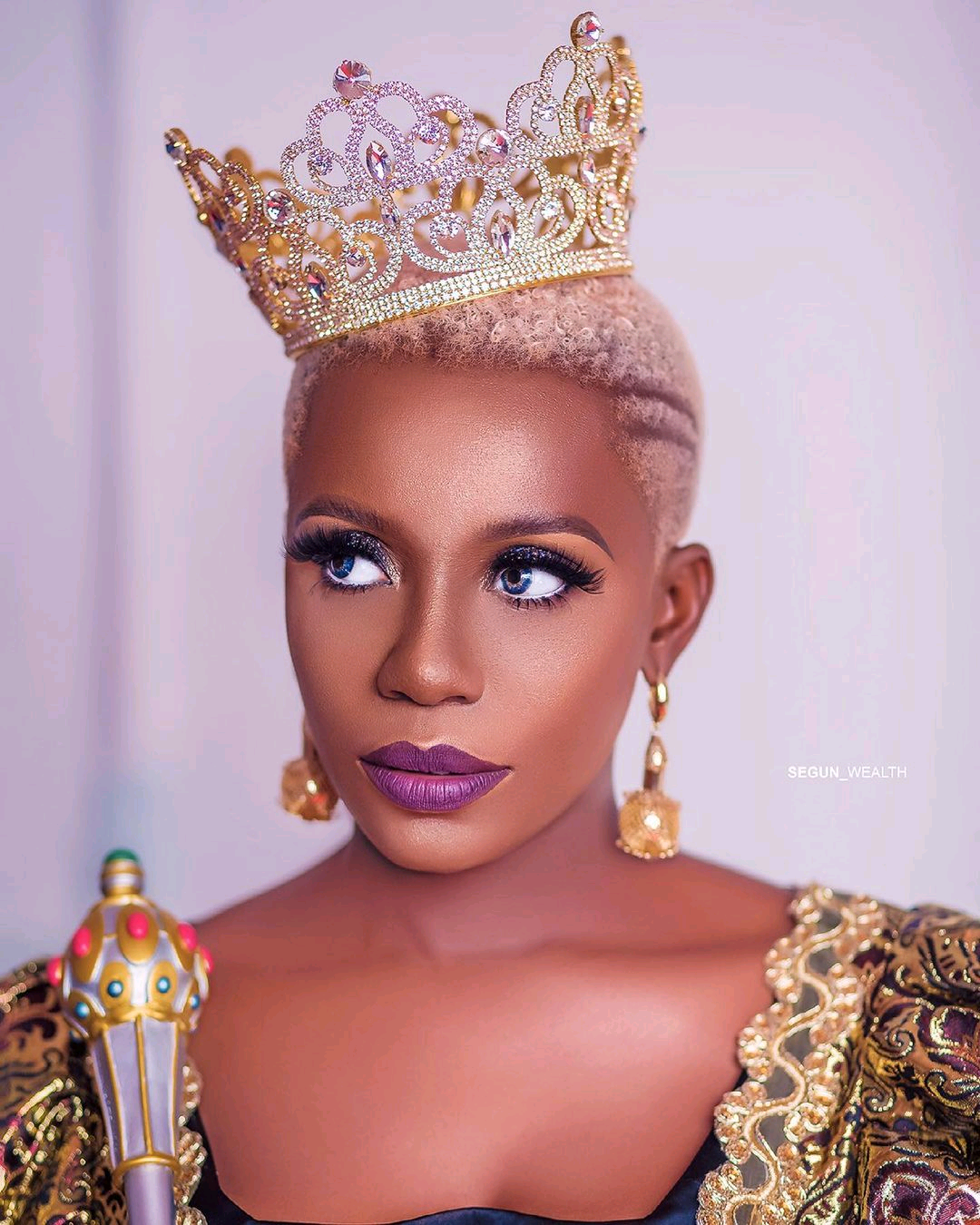 Nigeria Will Not Change If We All Keep Leaving - Actress Ada Karl