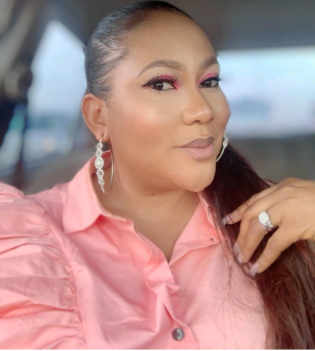 '97% Of Your Side Chicks Will Abandon You; Invest In Your Wives' - Actress Chita Agwu Johnson Tells Men