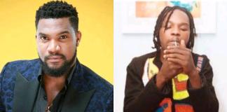 Actor Kunle Remi Slams Naira Marley Over His Sexual Fantasies