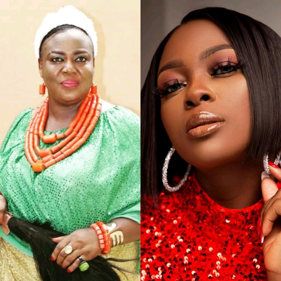"""You're A Disgrace To Womanhood,"" BBNaija's Ka3na Fires Back At Actress Uche Ebere"