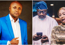 Femi Otedola Played Vital Role In My Education - Israel DMW Slams Critics
