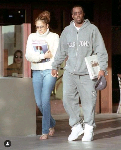 Diddy Shares Throwback Photo With Ex, Jennifer Lopez Amid Her Reunion With Ben Affleck