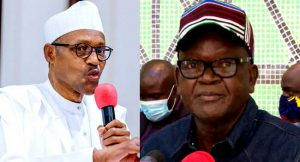 Buhari's Lopsided Appointments Worsening Nigeria's Division, Says Ortom